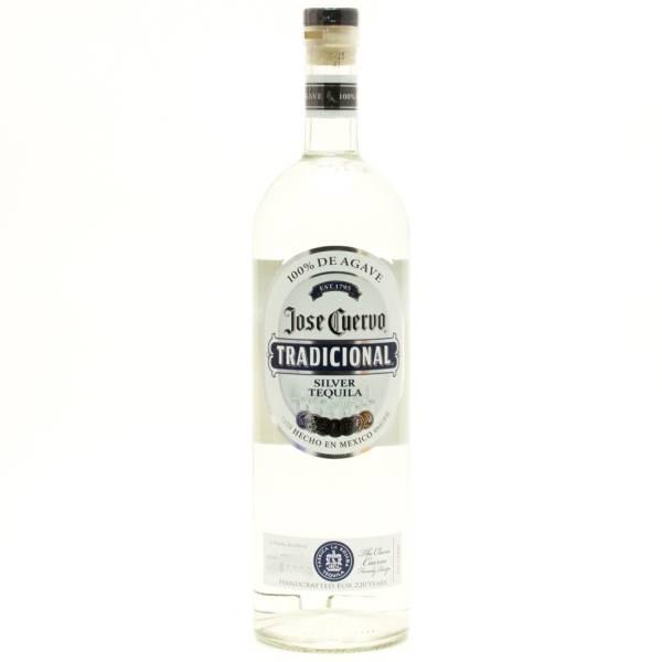 Jose Cuervo - Tradicional - Silver Tequila - 1L