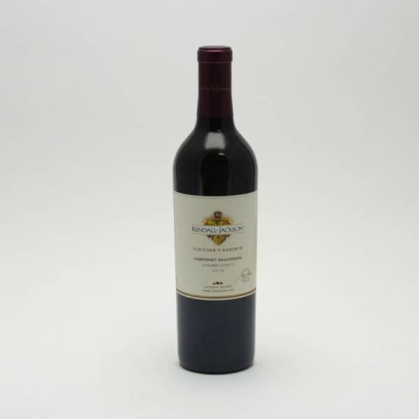 Kendall Jackson - Cabernet Sauvignon 2012 - 750ml