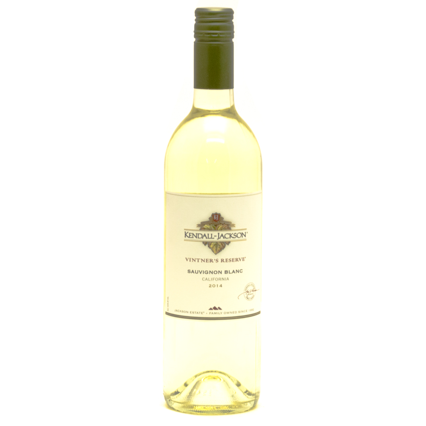 Kendall Jackson - Vintner's Reserve - Sauvignon Blac - 2014 - 750ml