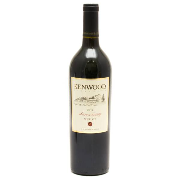 Kenwood - Merlot - 750ml