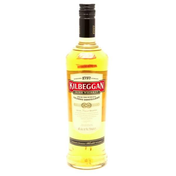 Kilbeggan - Irish Whiskey - 750ml