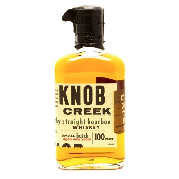 Knob Creek - Kentucky Straight Bourbon Whiskey Aged 9 Years 375ml