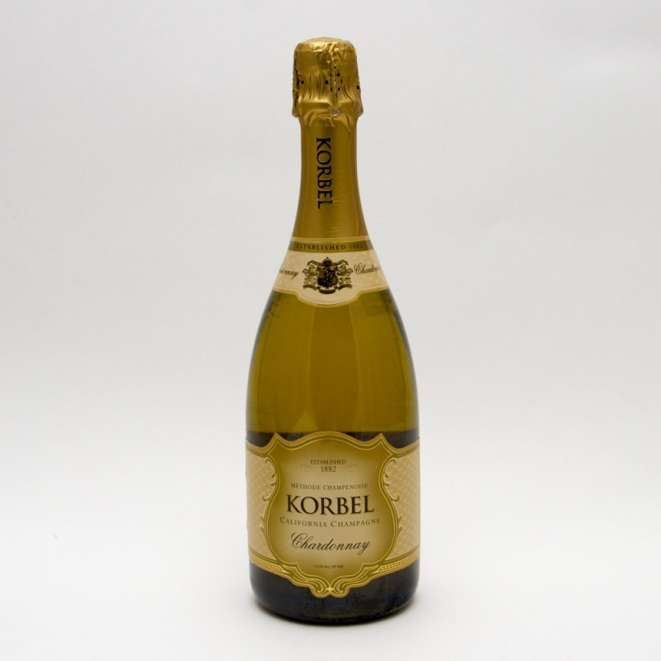 Korbel - Chardonnay Champagne - 750ml