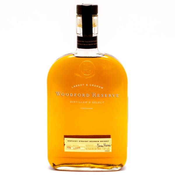 Labrot & Graham - Woodford Reserve - Kentucky Bourbon Whiskey - 750ml