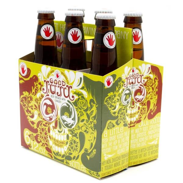 Left Hand - Good Juju Brewed w/Ginger - 12oz Bottles - 6 pack