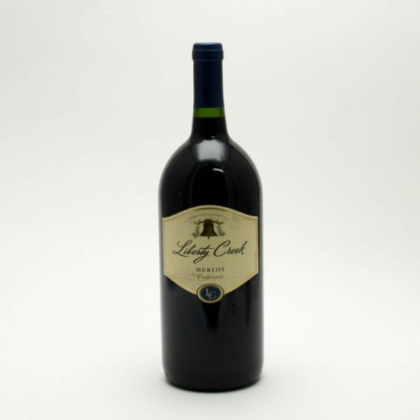 Liberty Creek - Merlot - 1.5L