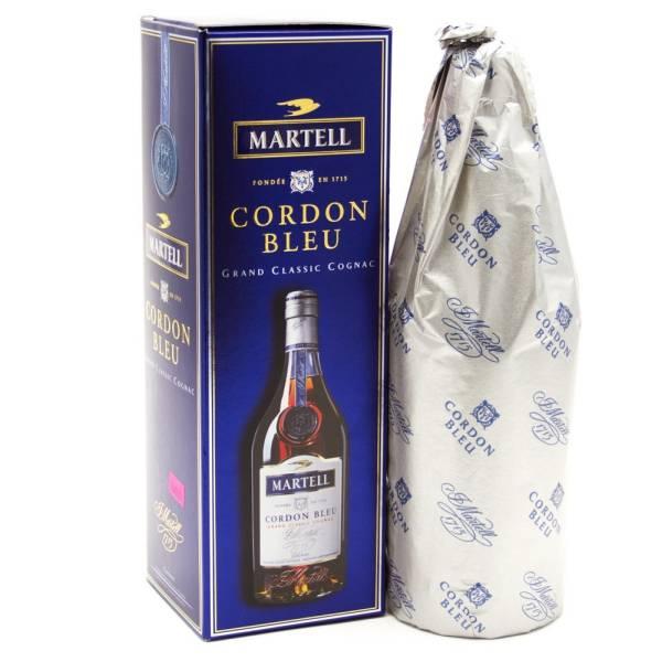 Martell - Cordon Bleu Grand Classic Cognac - 750ml