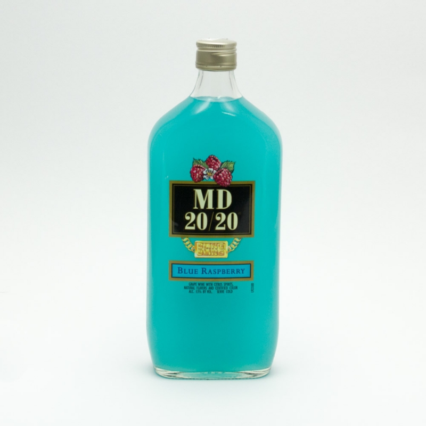 MD 20/20 - Blue Raspberry - 750ml