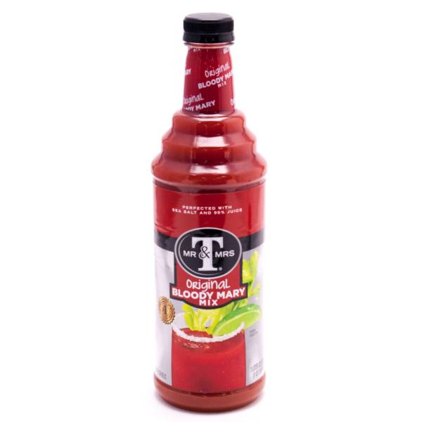 Mr & Mrs T - Bloody Mary Mix - Non-Alcoholic - 750ml