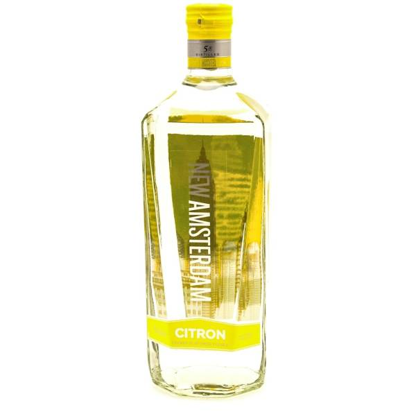 New Amsterdam - Citron Vodka - 1.75L