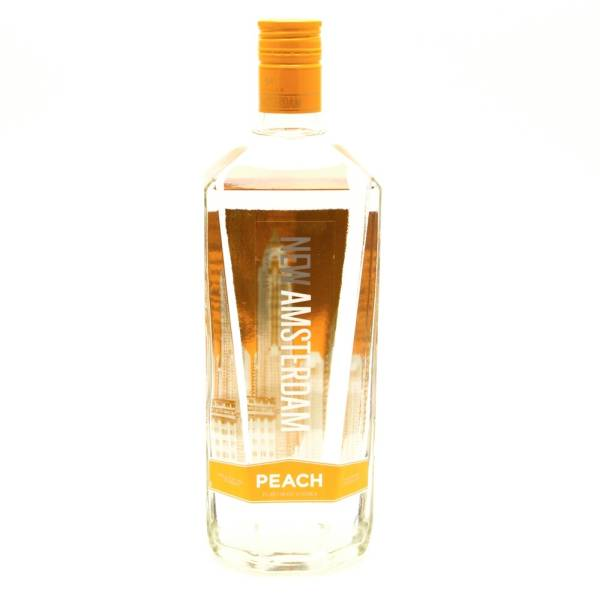 New Amsterdam - Peach Vodka - 1.75L