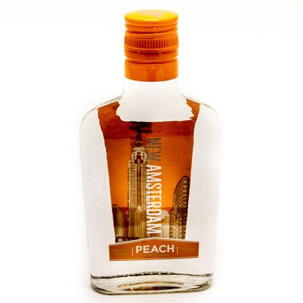 New Amsterdam - Peach Vodka - 200ml