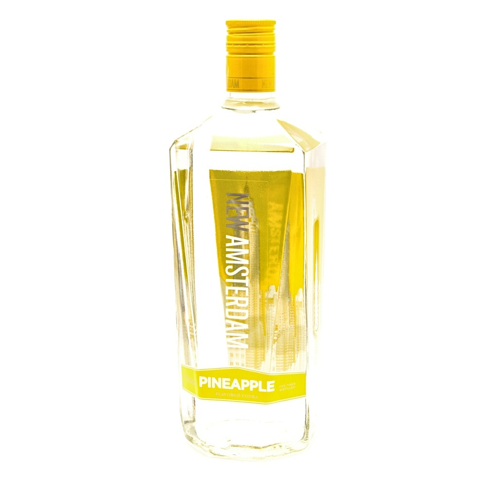 New Amsterdam - Pineapple Vodka - 1.75L