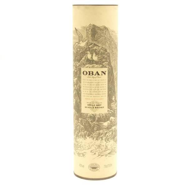 Oban - Single Malt Scotch Whisky - 750ml