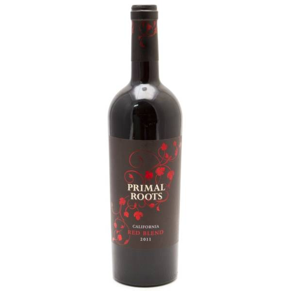 Primal Roots - Red Blend California 2011 - 750ml