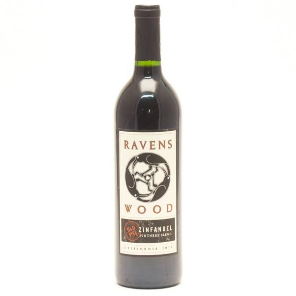 Ravens Wood - Zinfandel - 2012 - 750ml
