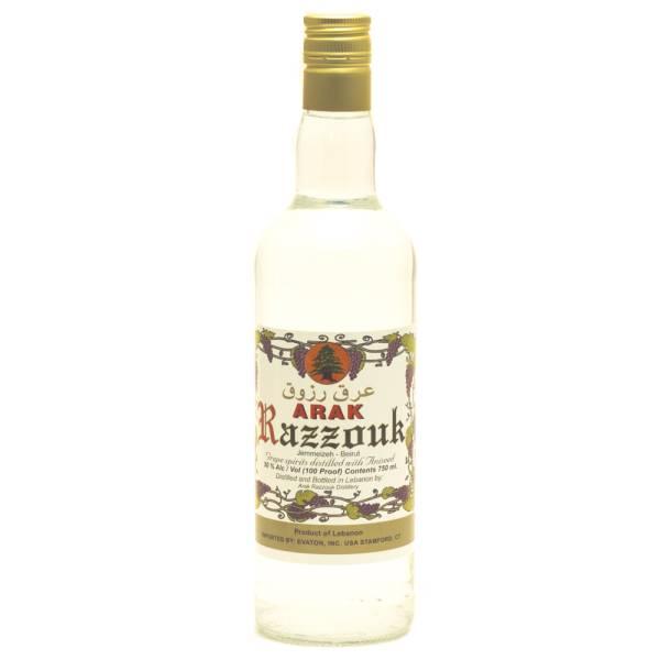 Razzouk - Arak - Grape Spirit - 750ml