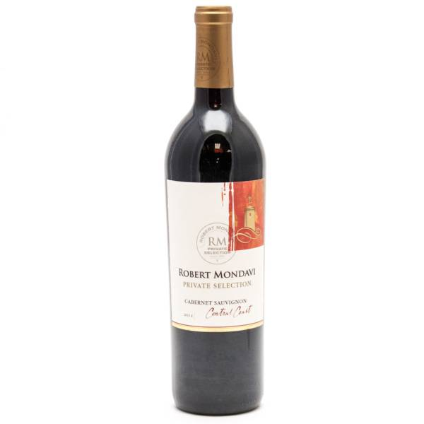 Robert Mondavi - Cabernet Sauvignon - 750ml California