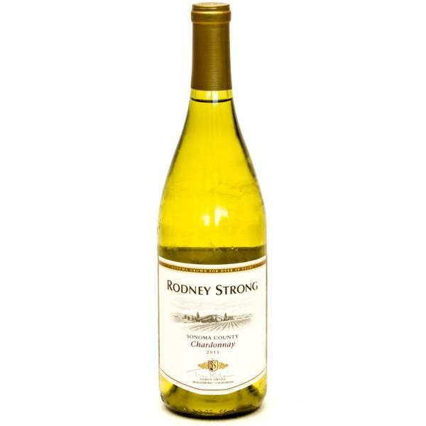Rodney Strong - Chardonnay - Sonoma County 2011 - 750ml
