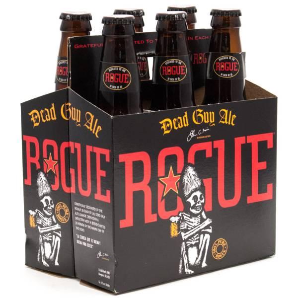 Rogue - Dead Guy Ale - 12oz Bottle - 6 Pack