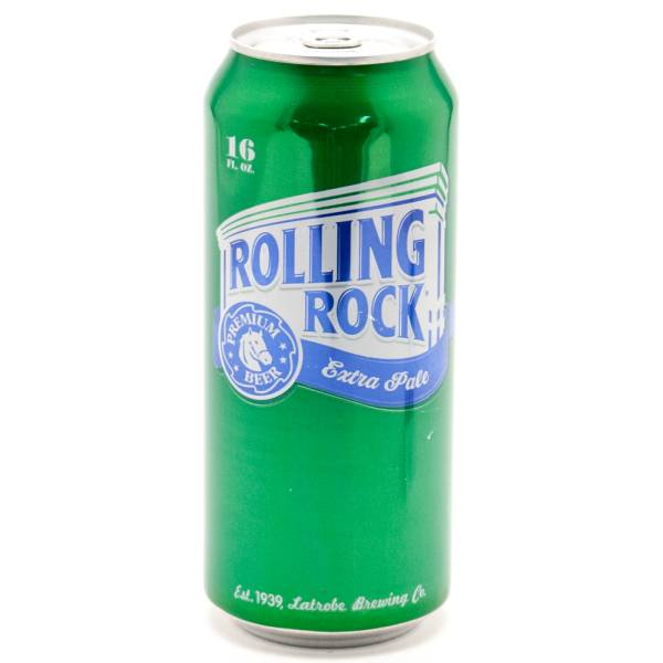 Rolling Rock - Extra Pale Premium Beer - 16oz Can
