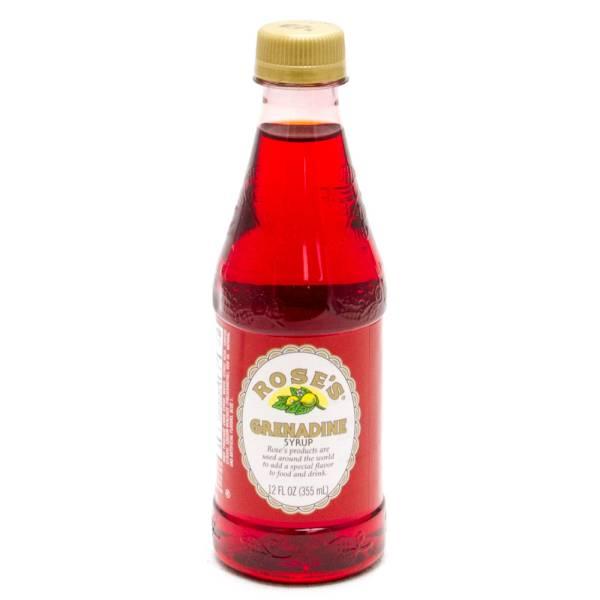 Rose's - Grenadine - 12oz