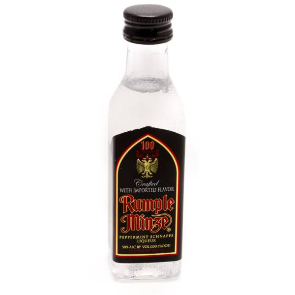 Rumple Minze - Peppermint Schnapps - Mini 50ml