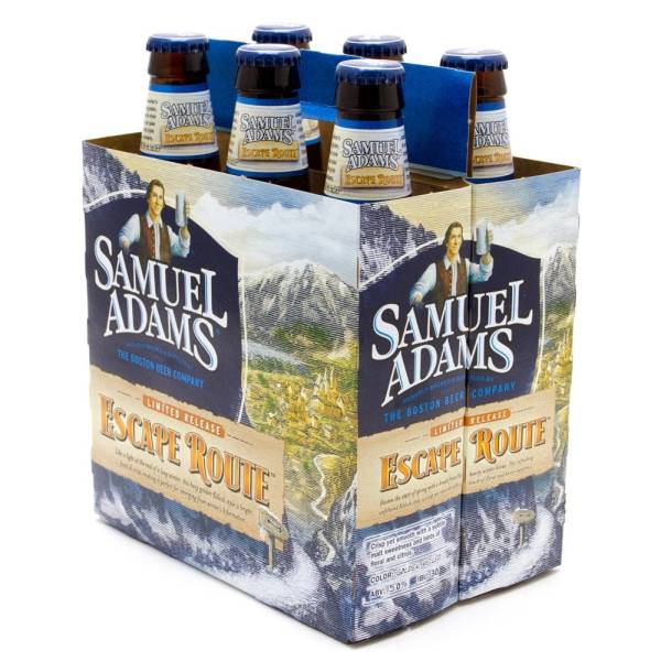 Samuel Adams - Escape Route - 12oz Bottle - 6 Pack