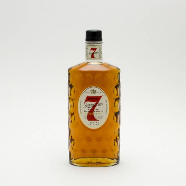 Seagram's - 7 Seven Crown Blended Whiskey Limited Edition - 750ml