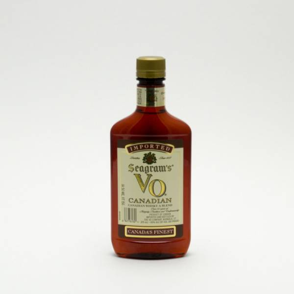 Seagram's - VO Canadian Whiskey Blend - 375ml