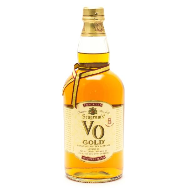 Seagram's - VO Gold Canadian Whiskey Blend - 750ml
