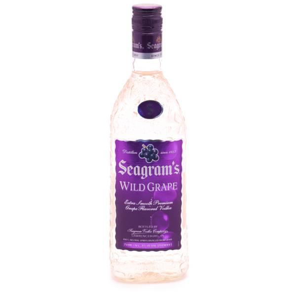 Seagram's - Wild Grape Vodka - 750ml