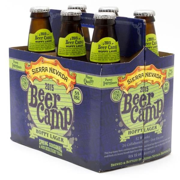 Sierra Nevada - 2015 Beer Camp Hoppy - 12oz Bottle - 6 Pack