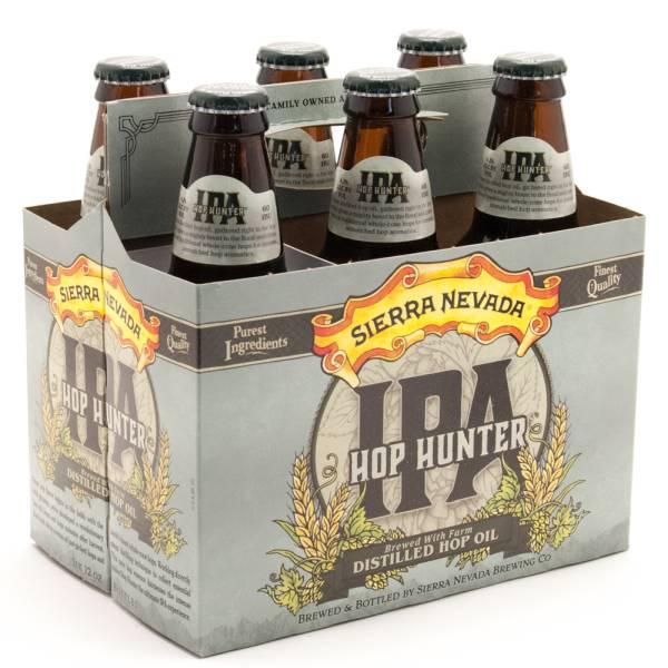 Sierra Nevada - Hop Hunter IPA - 12oz Bottle - 6 Pack
