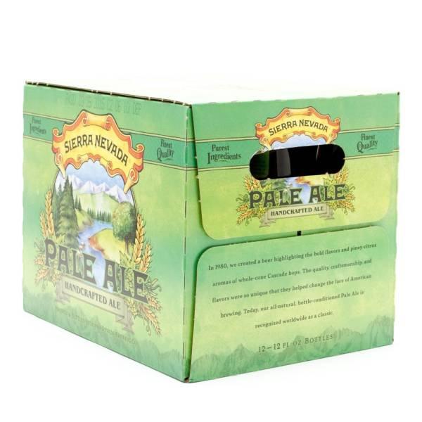 Sierra Nevada - Pale Ale - 12oz Bottle - 12 Pack
