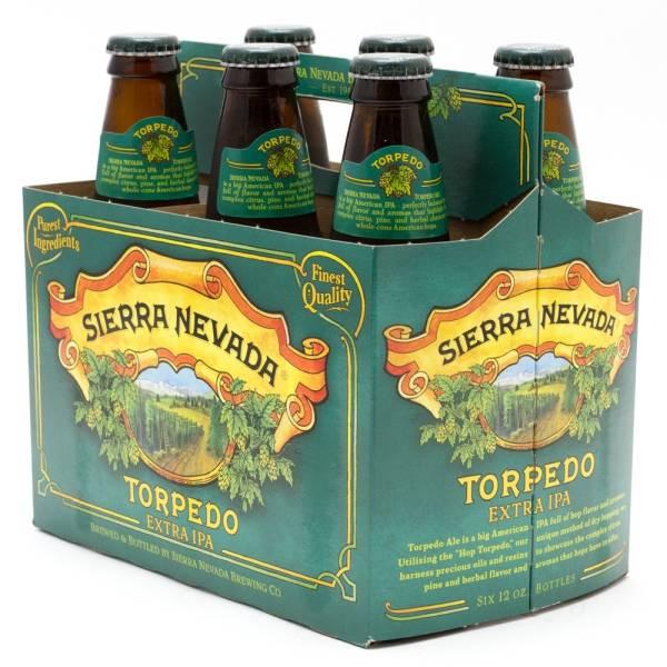 Sierra Nevada - Torpedo Extra IPA - 12oz Bottle - 6 Pack