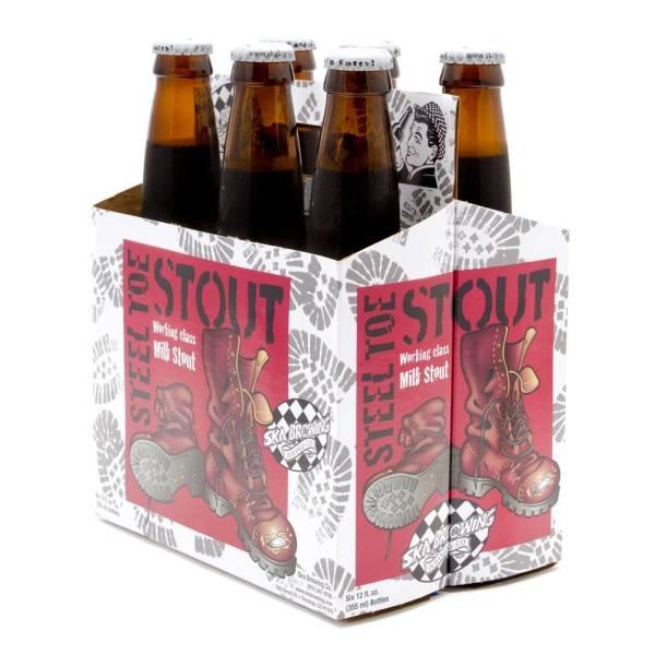 Ska - Steel Toe Stout - 12oz Bottles - 6 pack