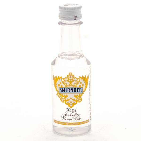 Smirnoff - Fluffed Marshmello Vodka - Mini 50ml