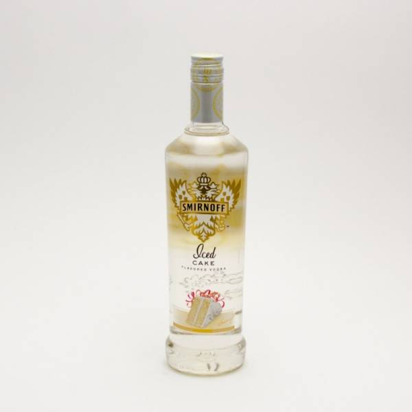 Smirnoff - Iced Cake Vodka - 750ml