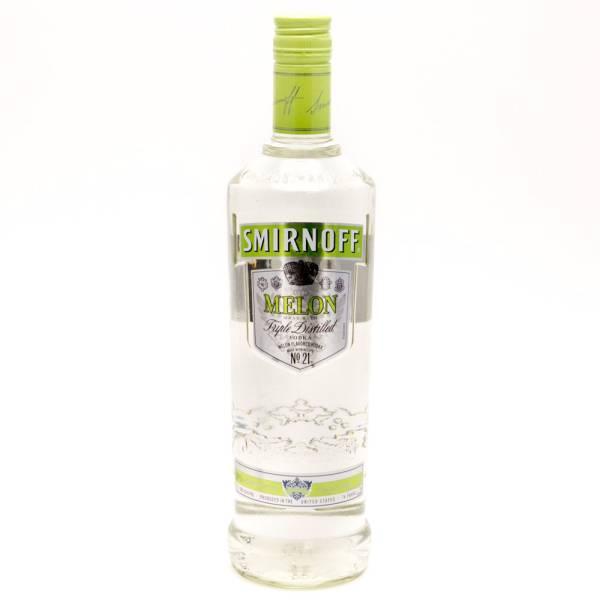 Smirnoff - Melon Vodka - 750ml