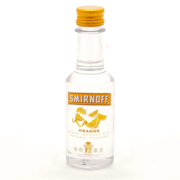 Smirnoff - Orange Vodka - Mini 50ml
