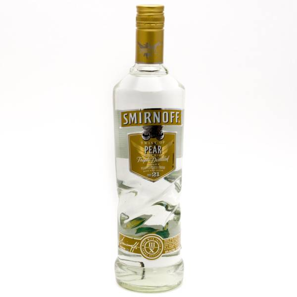 Smirnoff - Pear Vodka - 750ml