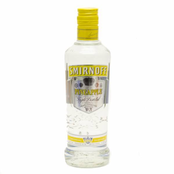 Smirnoff - Pineapple Vodka - 375ml