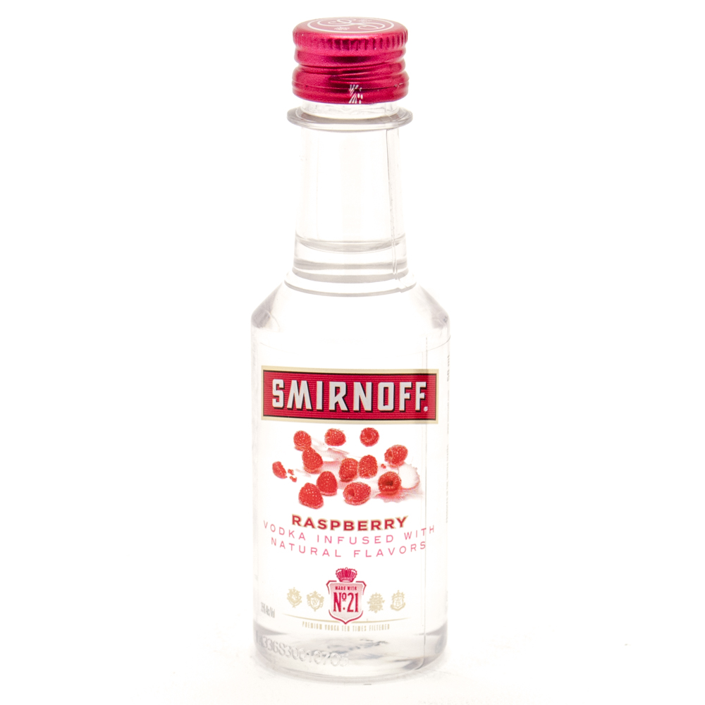 Smirnoff - Raspberry Vodka - Mini 50ml
