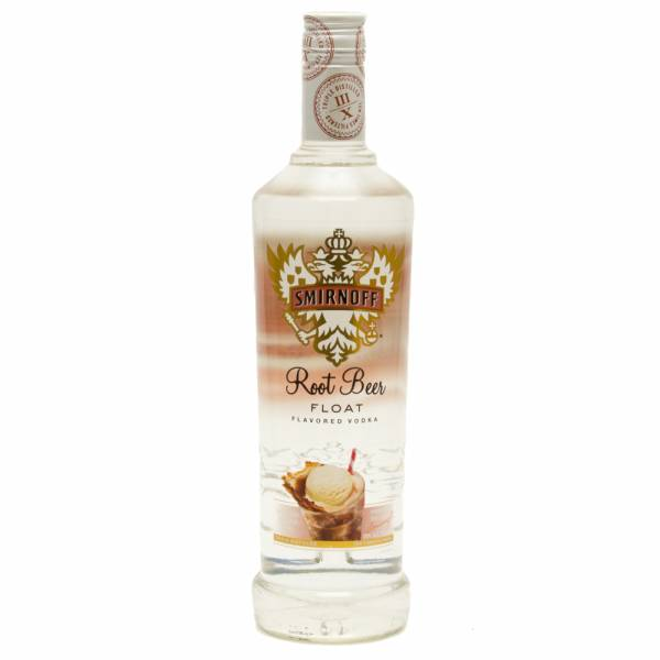 Smirnoff - Root Beer Float Vodka -750ml