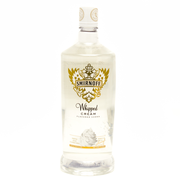 Smirnoff - Whipped Cream Vodka - 1.75L