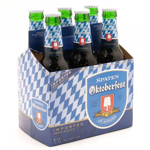 Spaten - Octoberfest - 12oz Bottle - 6 Pack