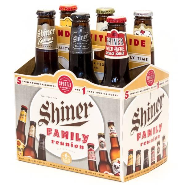 Spoetzl - Shiner - Family Reunion - 12oz Bottles - 6 pack