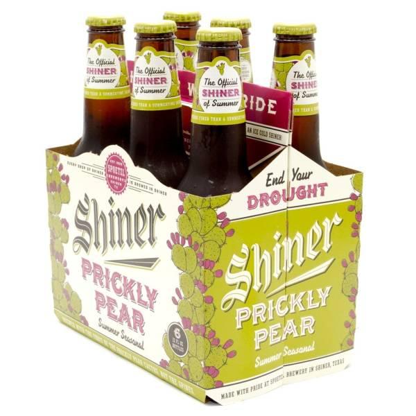 Spoetzl - Shiner - Pirckly Pear Summer Seasonal - 12oz Bottles - 6 pack