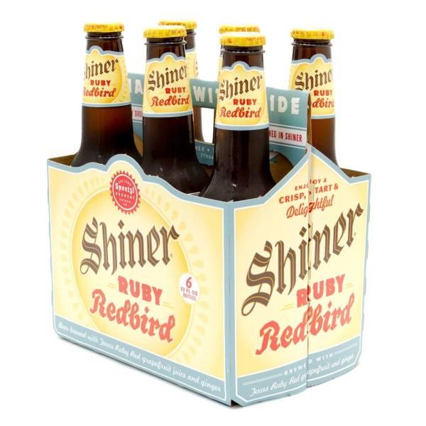 Spoetzl - Shiner - Ruby Reb Bird - 12oz Bottles - 6 pack